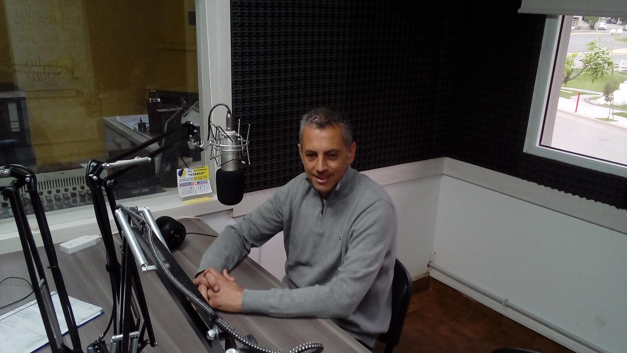 Carlos Banacloy, Ministro de producción de Río Negro