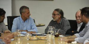 La Patagonia comienza a fijar una agenda conjunta en producción.