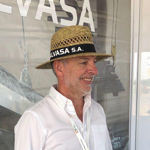 Fernando Rodríguez, CEO de Galvasa