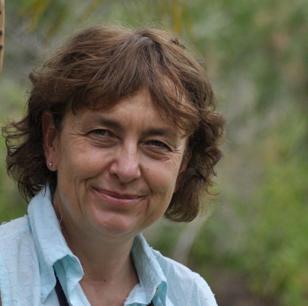 Ingeniera Agrónoma Betina Ernst, Cofundadora y actual presidente de Top Info Marketing.SA.
