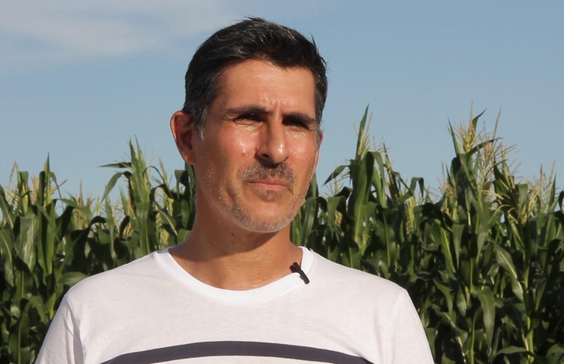 Roberto Palomo, vicepresidente de Apronor