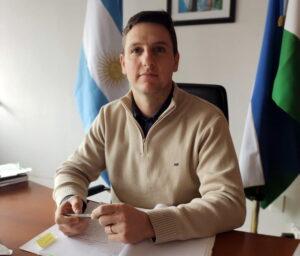 Lic. Joaquín Aberastain Oro Secretario de Minería Gobierno de Río Negro