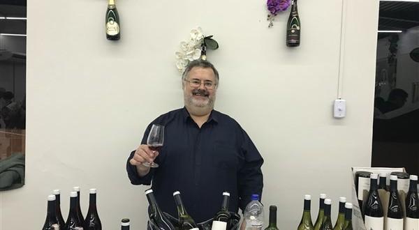 : Marcelo Miras, director de vitivinicultura de la provincia de Río Negro