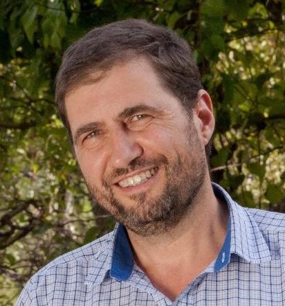 Esteban Jockers vicedecano FACA (Universidad del Comahue)