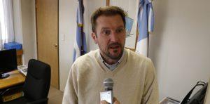 ministro de Producción e Industria, licenciado, Facundo López Raggi.